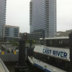 Photo taken at East River Ferry - North Williamsburg Terminal by chuego on 5/5/2012