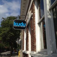 Photo taken at Kudu Coffee & Craft Beer by Jorge R. on 7/11/2012