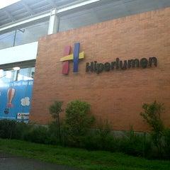 Photo taken at Hiperlumen by Marysol M. on 7/9/2012