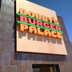 Photo taken at Bobby's Burger Palace by Jennifer C. on 5/12/2012