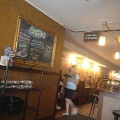 Photo taken at Slice Pizzeria by Sam W. on 6/14/2012