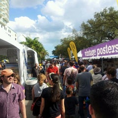 Photo taken at Coconut Grove Arts Festival by Michael S. on 2/19/2012