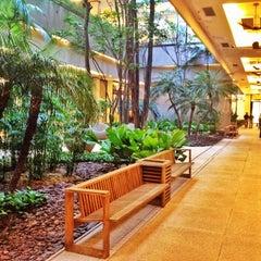 Photo taken at Shopping Cidade Jardim by Haroldo F. on 8/9/2012