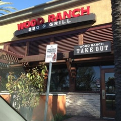 Photo taken at Wood Ranch BBQ & Grill by wanda m. on 3/27/2012
