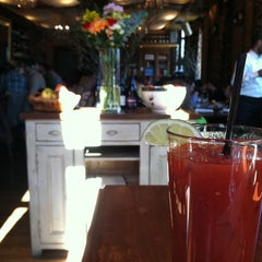 Photo taken at Pomme Cafe by Laura M. on 2/26/2012