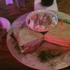 Photo taken at Good ol' Days Bar and Grill by Tim C. on 6/23/2012