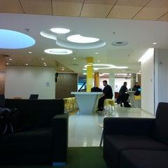Photo taken at Microsoft, Bldg 121 by Jens Lernø S. on 2/22/2012