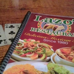 Photo taken at Lazo's Tacos by David O. on 4/29/2012