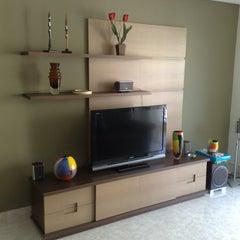 Photo taken at Marcenaria W Design by Estanislau dos Passos Araujo Filho P. on 7/23/2012