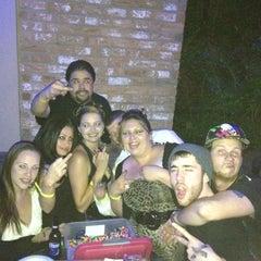 Photo taken at TOC Bar by Ryan B. on 3/31/2012