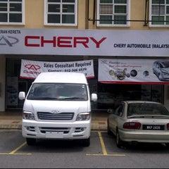 Photo taken at Chery Automobile (M) Sdn. Bhd. by azizi•KЯB™ on 2/3/2012