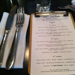 Photo taken at Bar | Kitchen by Wendy's W. on 7/25/2012