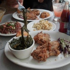 Photo taken at Wishbone Restaurant by Katiria D. on 7/25/2012