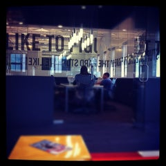 Photo taken at PJA Advertising + Marketing by Andrew D. on 8/1/2012
