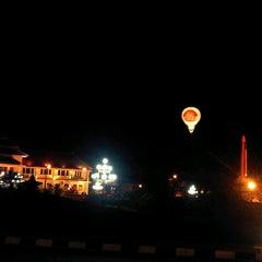 Photo taken at Balai Kota Malang by Temmy I. on 7/3/2012