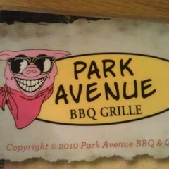 Photo taken at Park Avenue BBQ & Grille of West Palm Beach by Katina B. on 6/17/2012