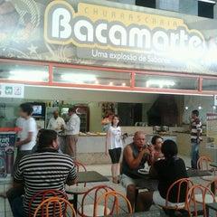 Photo taken at Bacamarte by Nilton T. on 3/27/2012