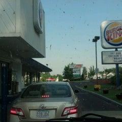 Photo taken at Burger King® by Cynthia B. on 5/27/2012