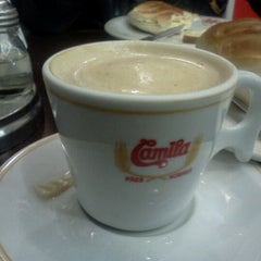 Photo taken at Camila Pães Nobres by Camilla M. on 8/9/2012
