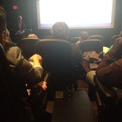 Photo taken at Cineplex Odeon Varsity & VIP Cinemas by Casie S. on 5/9/2012