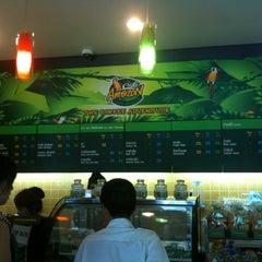 Photo taken at Café Amazon (คาเฟ่ อเมซอน) by Maymey L. on 3/3/2012