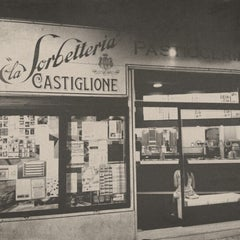 Photo taken at La Sorbetteria Castiglione by Stefano N. on 7/16/2012