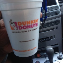 Photo taken at Dunkin Donuts by Dre M. on 7/29/2012