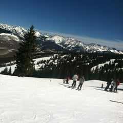 Photo taken at Wildwood Express - Chair 3 by Kelly L. on 3/22/2012