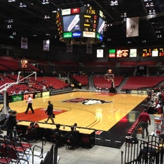 Photo taken at Convocation Center by john B. on 2/9/2012