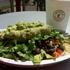 Photo taken at Chipotle Mexican Grill by Jason S. on 4/19/2012
