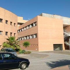 Photo taken at Facultad de Ciencias de la Comunicación by Rocío H. on 5/18/2012