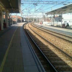 Photo taken at Cercanías Pozuelo by Jose Luis P. on 2/25/2012