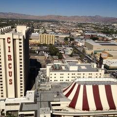 Photo taken at Circus Circus Reno Hotel & Casino by James H. on 6/23/2012