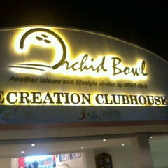 Photo taken at Orchid Bowl by Gediin c. on 9/1/2012