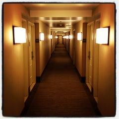 Photo taken at Park Central Hotel San Francisco by Erik L. on 6/11/2012