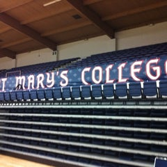 Photo taken at Saint Mary's College of California by Baby H. on 6/9/2012