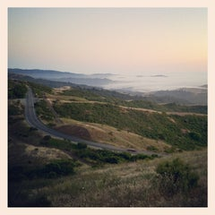 Photo taken at Windy Hill Open Space Preserve by Reyner C. on 7/8/2012