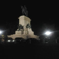 Photo taken at Gianicolo 150 by Roberta V. on 8/27/2012