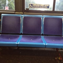 Photo taken at MTA Bus - 7 Av & W 57 St (M/31M57/X12/X14/X30/X42) by Chuck A. on 8/6/2012
