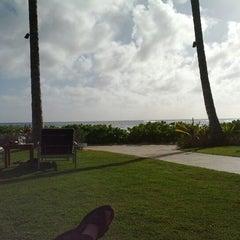 Photo taken at Ko'a Kea Hotel & Resort by Bob W. on 2/20/2012