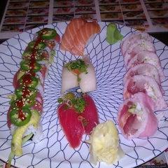Photo taken at Fusion Sushi by Shaun K. on 6/15/2012