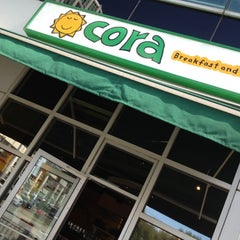 Photo taken at Cora's by Alisa K. on 8/18/2012
