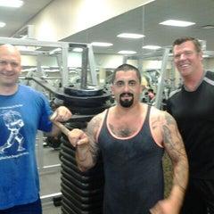 Photo taken at LA Fitness by Dan L. on 6/4/2012
