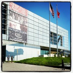 Photo taken at William J. Clinton Presidential Center and Park by Rich D. on 9/8/2012