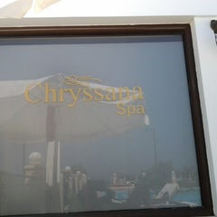 Photo taken at Chryssana Beach Hotel by Mario M. on 8/23/2012