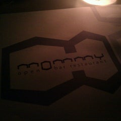 Photo taken at Mommy by Gilbert M. on 8/8/2012