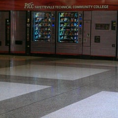 Photo taken at Fayetteville Technical Community College by Adrienne W. on 6/20/2012