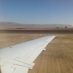 Photo taken at Moshoeshoe I International Airport (MSU) by Carlo F. on 6/16/2012