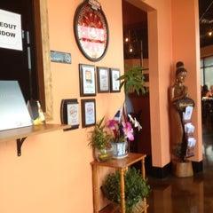 Photo taken at Taste of Thai by @jason_ on 7/26/2012