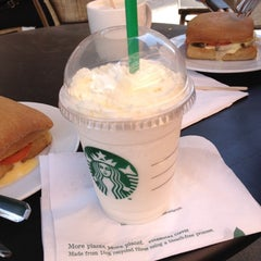 Photo taken at Starbucks by Yevgeniya B. on 5/17/2012